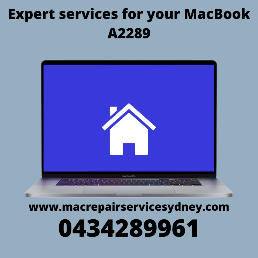 A2289 MacBook Pro Repair Near Kensington NSW