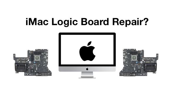 iMac Logic board repair near Kensington sydney