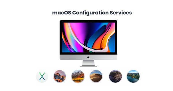 Apple iMac macOS Configuration Service Near Sydney NSW