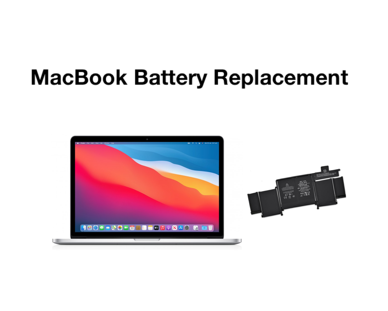 MacBook Battery Replacement Service Near Sydney NSW