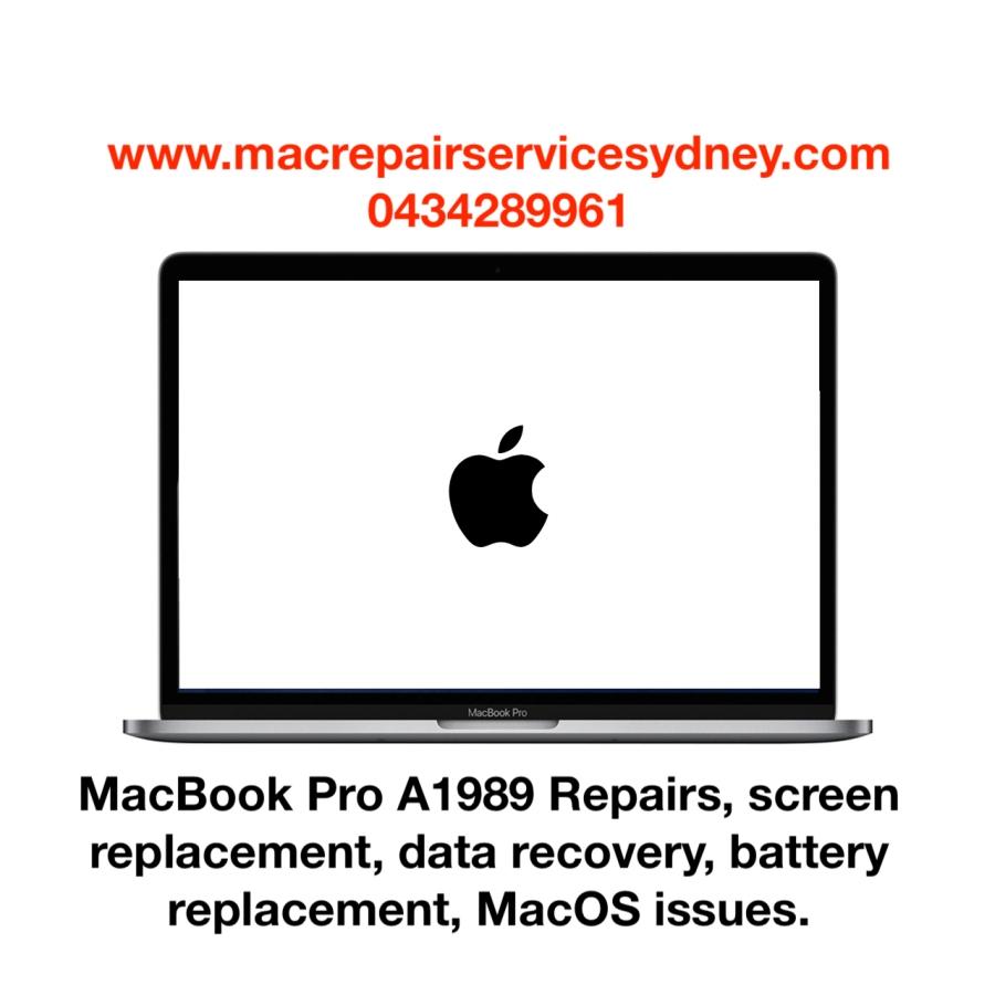 A1989 MacBook Repair NSW Kensington