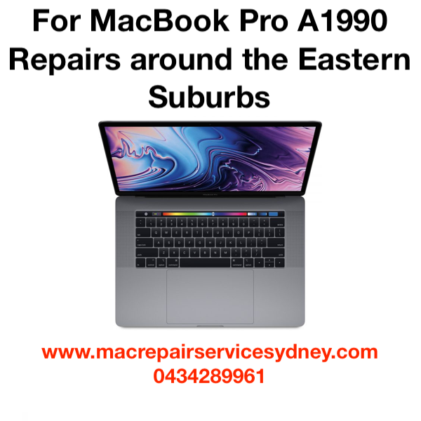 A1990 MacBook Repair Near East Suburbs NSW