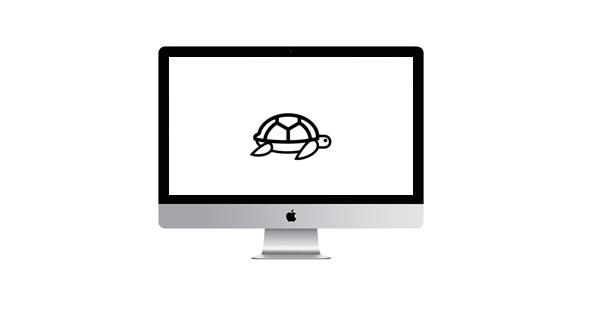 Slow iMac repair Near Kensington NSW Australia